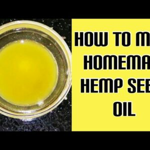 Hemp Seed Oil For Super Amazing Hair Growth, Healthy Life & Skin Care   Benefits of hemp seeds oil