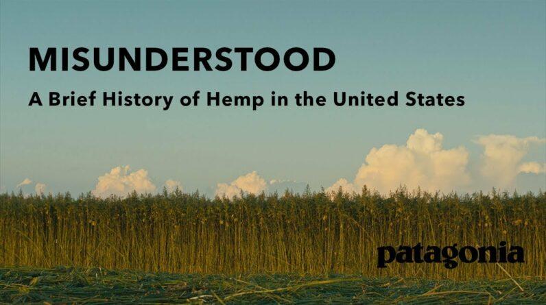 Misunderstood   A Brief History of Hemp in the US